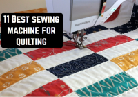 11 best sewing machine for quilting sewingtopgear Sewing Quilt Machine