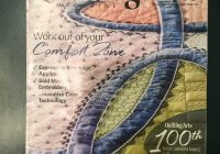 art and quilting in camden and hope quilting arts interweave Quilting Arts Magazine