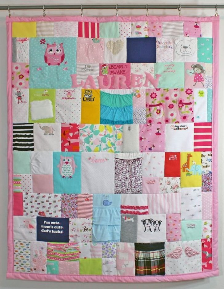 Permalink to 9 Elegant Patchwork Quilt With Baby Clothes