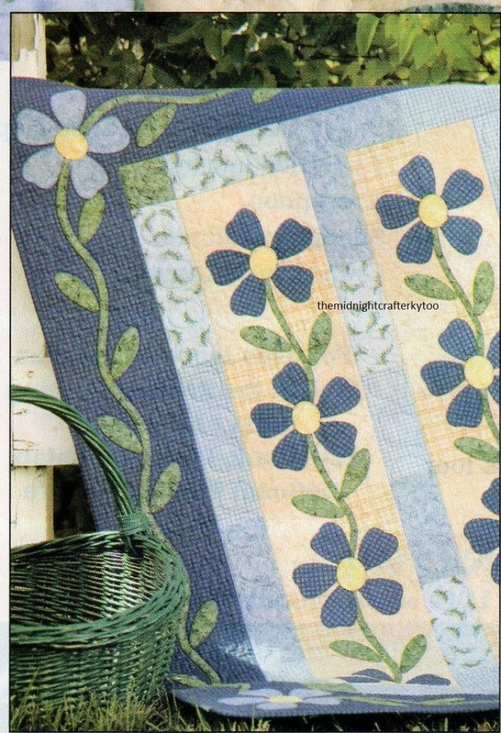 Permalink to 9 Perfect Quilt Pattern Vine Ideas
