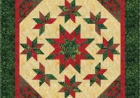 free pattern christmas everlasting wall quilt Christmas Quilt Designs Free