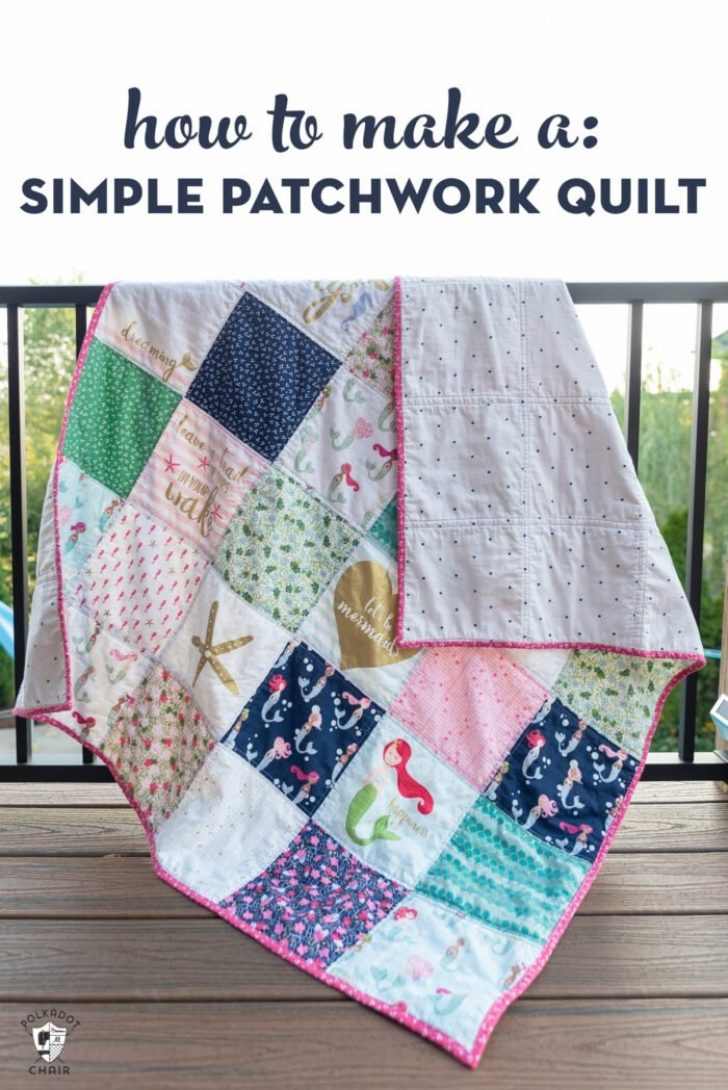 Permalink to 10 Perfect Patchwork Quilt How To Ideas