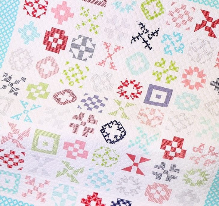 Permalink to 10 Perfect Patchwork Quilt Along Gallery