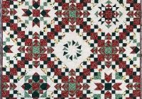 traditional quilt patterns ms p designs usa Christmas Quilt Along 2019